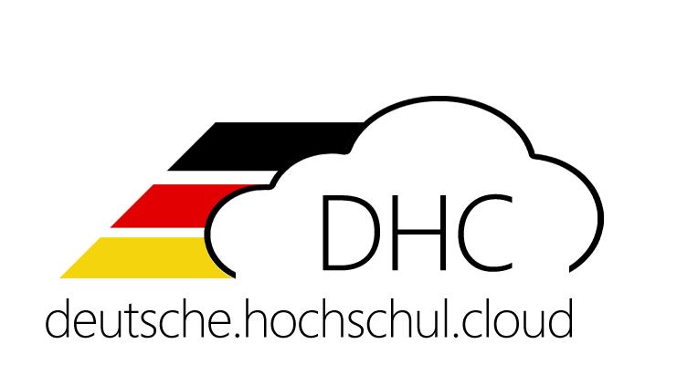 deutsche.hochschul.cloud Logo